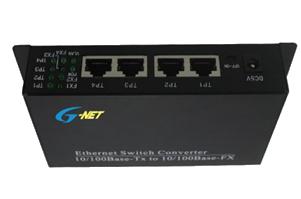 G-UES-1FX4TX-SFP